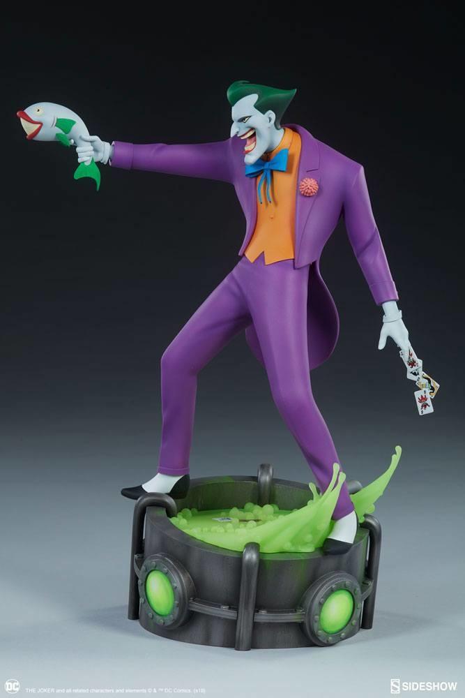 Batman The Animated Series Statue The Joker 43 Cm