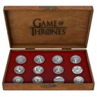 Game of Thrones Set of 12 Deluxe Pins House Emblems