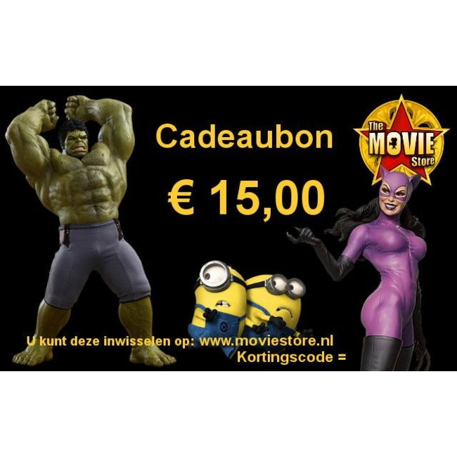 Gift Certificate € 15.00