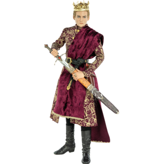 ThreeZero Game of Thrones Action Figure 1/6 King Joffrey Baratheon Deluxe Version 29 cm