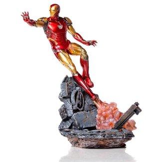 Iron Studios Avengers Endgame BDS Art Scale Statue 1/10 Iron Man Mark LXXXV 29 cm