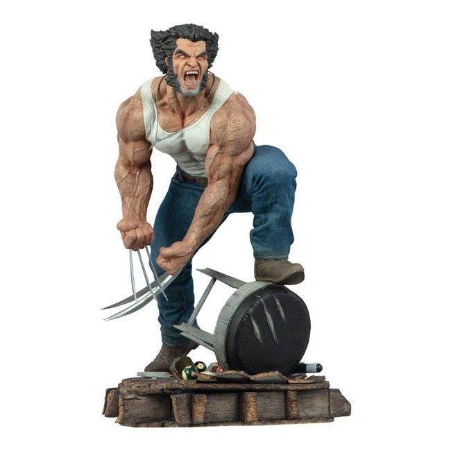 Sideshow Collectibles Marvel Premium Format Statue Logan 38 cm