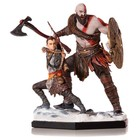 God of War Deluxe Art Scale Statue 1/10 Kratos & Atreus 20 cm