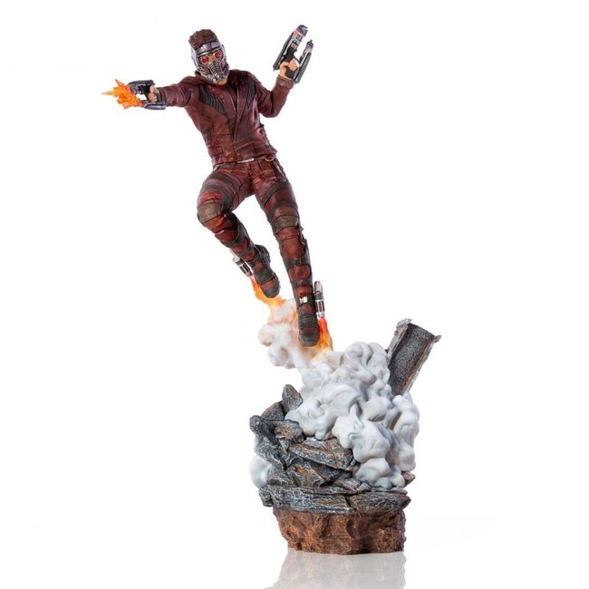 Iron Studios Avengers: Endgame BDS Art Scale Statue 1/10 Star-Lord 31 cm