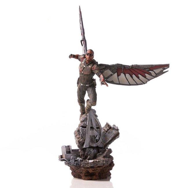 Iron Studios Avengers: Endgame BDS Art Scale Statue 1/10 Falcon 40 cm