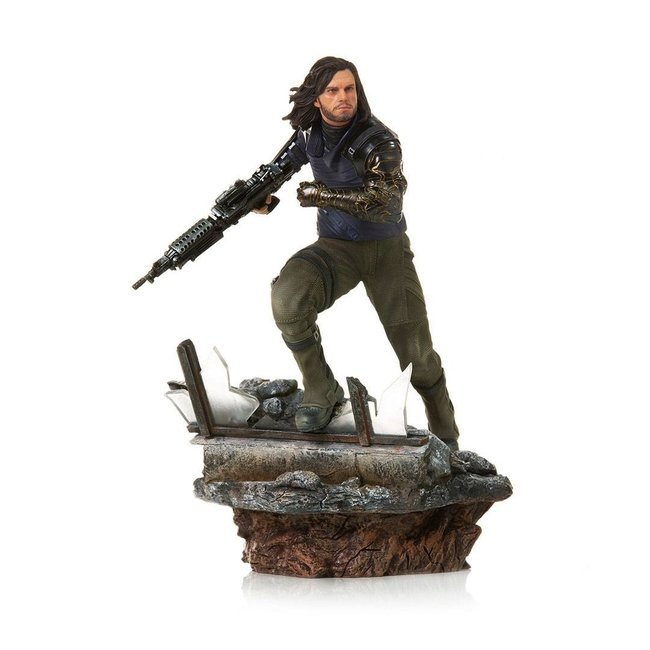 Iron Studios Avengers: Endgame BDS Art Scale Statue 1/10 Winter Soldier 21 cm