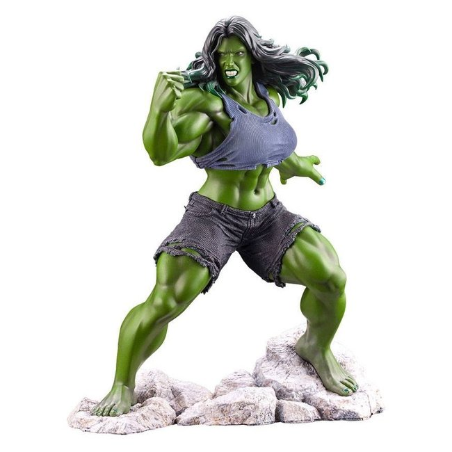 Marvel Universe ARTFX Premier PVC Statue 1/10 She-Hulk 21 cm