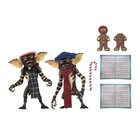 Gremlins Action Figure 2-Pack Christmas Carol Winter Scene Set 1 15 cm