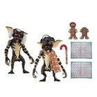 Gremlins Action Figure 2-Pack Christmas Carol Winter Scene Set 2 15cm