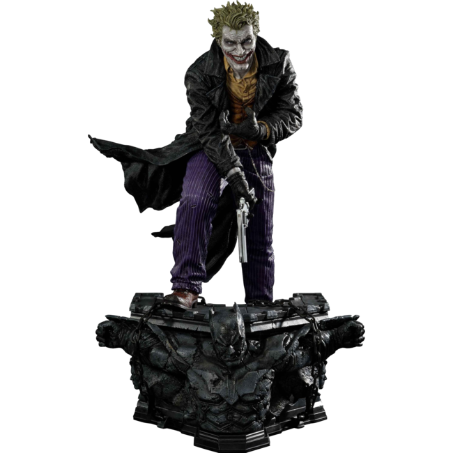 Prime 1 Studio DC Comics Statue The Joker by Lee Bermejo 71 cm