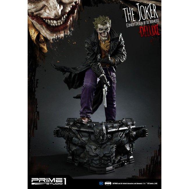 Prime 1 Studio DC Comics Statue The Joker by Lee Bermejo Deluxe Version 71 cm