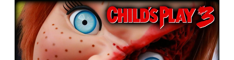 Chucky Pizza Face