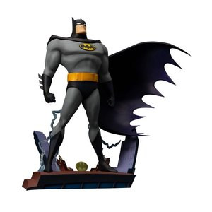 Batman The Animated Series ARTFX+ PVC Statue 1/10 Batman Opening Sequence Ver. 21 cm