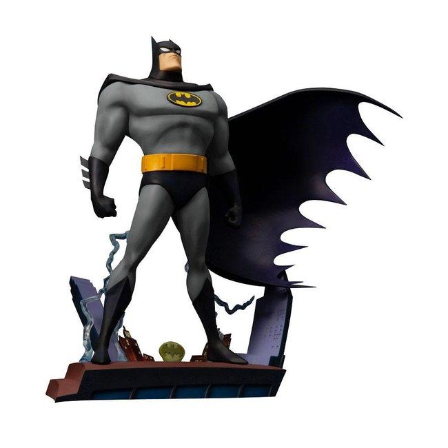 Kotobukiya  Batman The Animated Series ARTFX+ PVC Statue 1/10 Batman Opening Sequence Ver. 21 cm