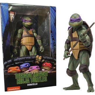 NECA  Teenage Mutant Ninja Turtles Action Figure Donatello 18 cm