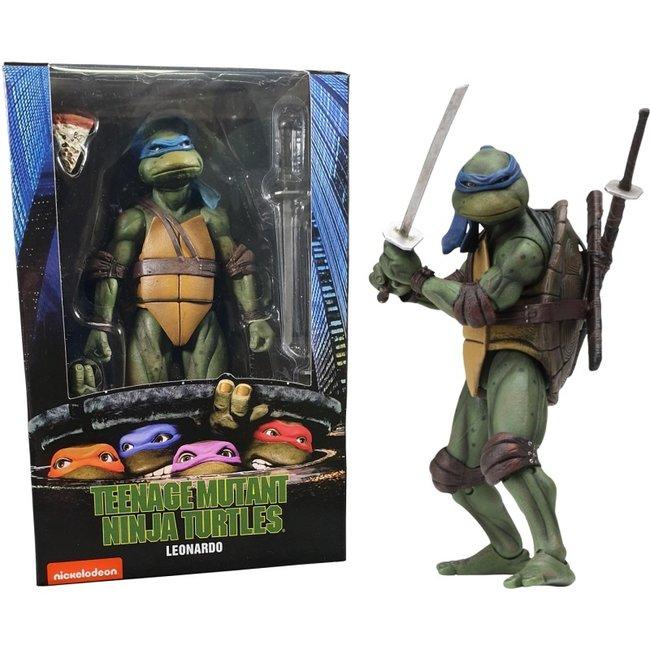 NECA  Teenage Mutant Ninja Turtles Action Figure Leonardo 18 cm