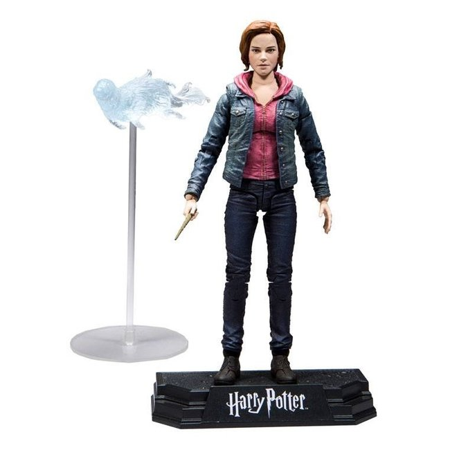 McFarlane Harry Potter and the Deathly Hallows - Part 2 Action Figure Hermione Granger 15 cm