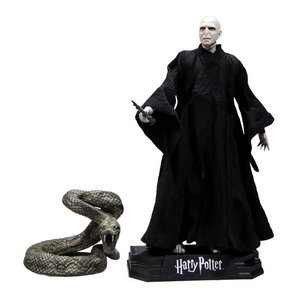 Harry Potter and the Deathly Hallows - Part 2 Action Figure Lord Voldemort 18 cm