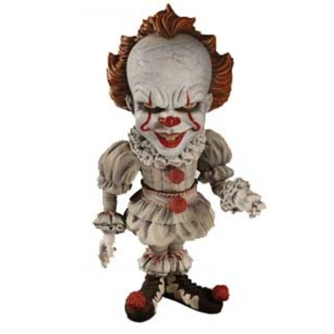 Mezco Toys Stephen Kings It 2017 MDS Deluxe Action Figure Pennywise 15 cm