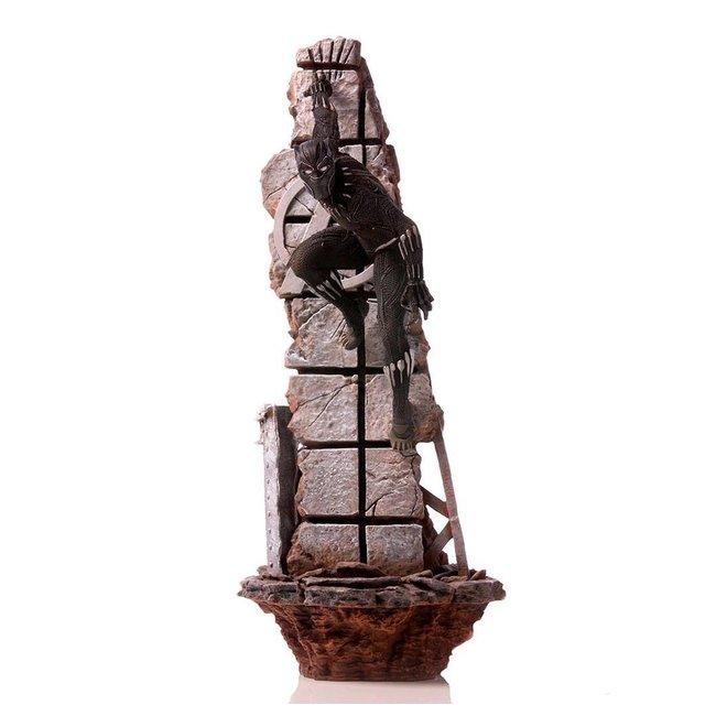 Iron Studios Avengers: Endgame BDS Art Scale Statue 1/10 Black Panther 34 cm