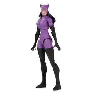 DC Essentials Action Figure Knightfall Catwoman 16 cm