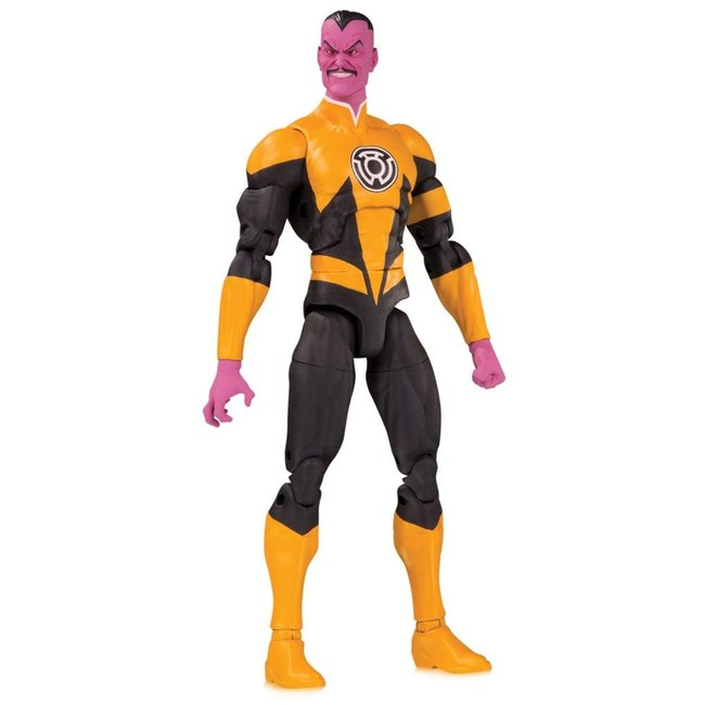 DC Collectibles DC Essentials Action Figure Sinestro 16 cm