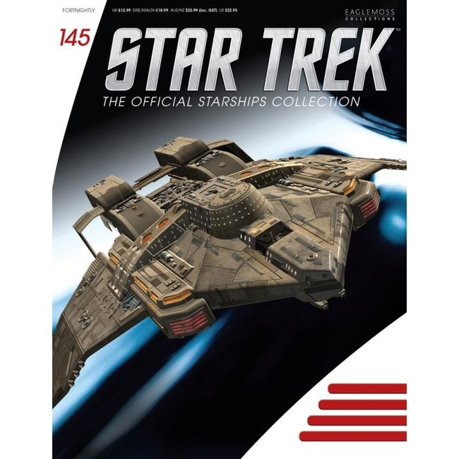 Eaglemoss Collections Star Trek Official Starships Collection #145