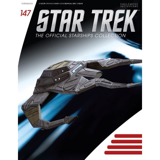 Eaglemoss Collections Star Trek Official Starships Collection #147