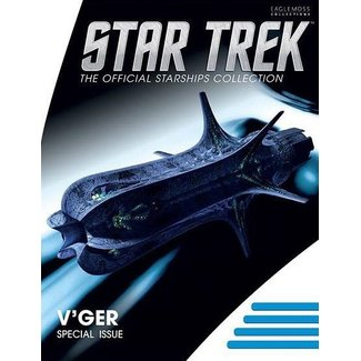 Eaglemoss Collections Star Trek Official Starships Collection Special #30