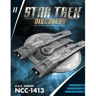 Eaglemoss Collections Star Trek Discovery Official Starships Collection #11