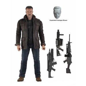 Terminator: Dark Fate Action Figure T-800 18 cm
