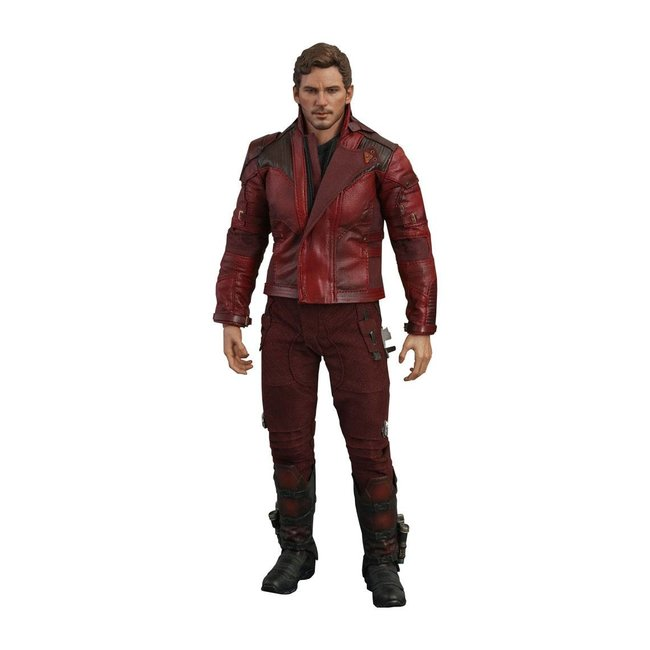 Hot Toys Avengers: Infinity War Movie Masterpiece Action Figure 1/6 Star-Lord 31 cm