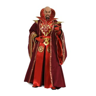 Big Chief Studios Flash Gordon Action Figure 1/6 Ming the Merciless Limited Edition 31 cm