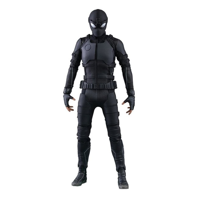 Hot Toys Spider-Man: Far From Home Movie Masterpiece Action Figure 1/6 Spider-Man (Stealth Suit) 29 cm