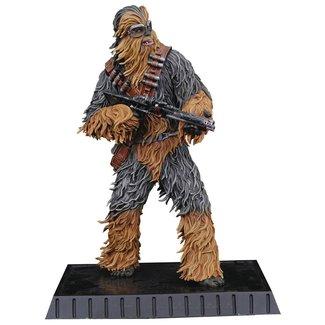 Gentle Giant Studios Star Wars Movie Milestones Statue 1/6 Chewbacca 36 cm