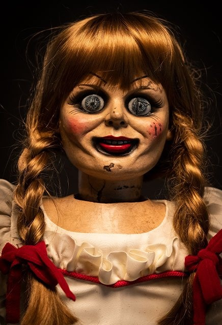Conjuring Annabelle