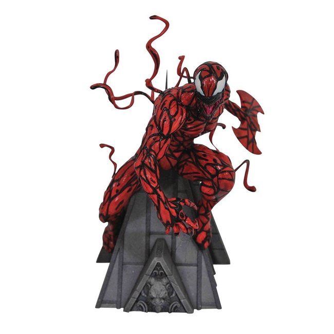 Diamond Select Toys Marvel Comic Premier Collection Statue Carnage 30 cm