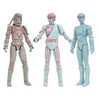 Tron Select Action Figures 18 cm Series 1 Set (3)