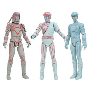 Tron Select Action Figures 18 cm Series 1 Set (3)