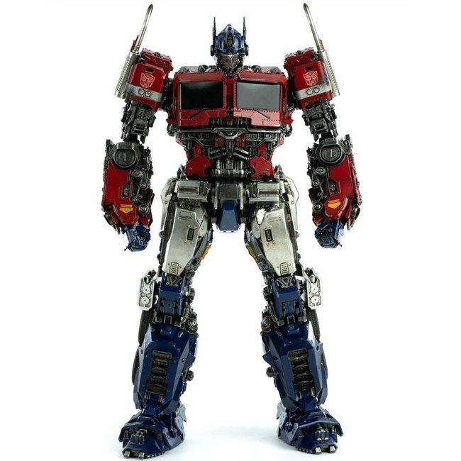 threeA Toys Bumblebee DLX Scale Action Figure Optimus Prime 28 cm