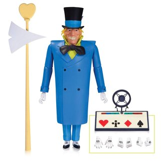 DC Collectibles Batman The Animated Series Action Figure The Mad Hatter