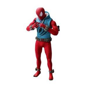 Marvel's Spider-Man VGM Action Figure 1/6 Scarlet Spider Suit 2019 Toy Fair Exclusive 30 cm