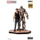 Marvel Comics Statue 1/10 Iron Man Mark I CCXP 2019 Exclusive 21 cm