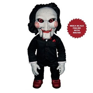 Saw Mega Scale Talking Action Figure Billy 38 cm