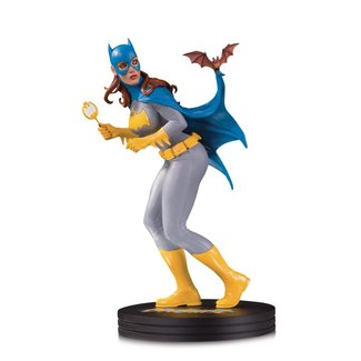 DC Collectibles DC Cover Girls Statue Batgirl by Frank Cho 23 cm