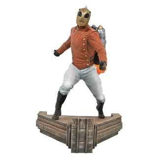 Diamond Select Toys Rocketeer Premier Collection Statue Rocketeer 28 cm
