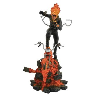 Diamond Select Toys Marvel Milestones Statue Ghost Rider 38 cm