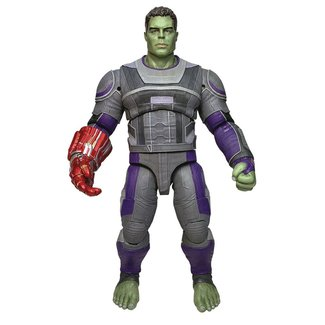 Diamond Select Toys Avengers: Endgame Marvel Select Action Figure Hulk Hero Suit 23 cm