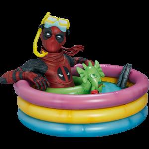 Marvel Premium Format Statue Kidpool 18 cm