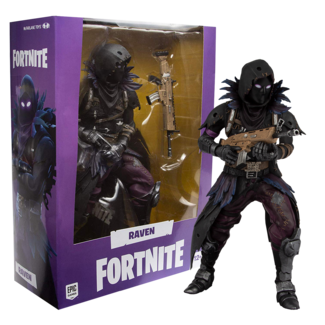 McFarlane Fortnite Premium Action Figure Raven 28 cm